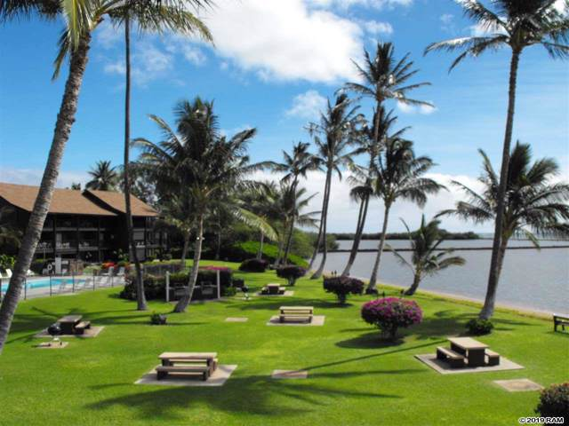 1000 Kamehameha V Hwy 204A, Kaunakakai, HI 96748 (MLS #384480) :: Elite Pacific Properties LLC