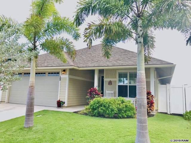 123 Olina St, Kahului, HI 96753 (MLS #384482) :: Elite Pacific Properties LLC