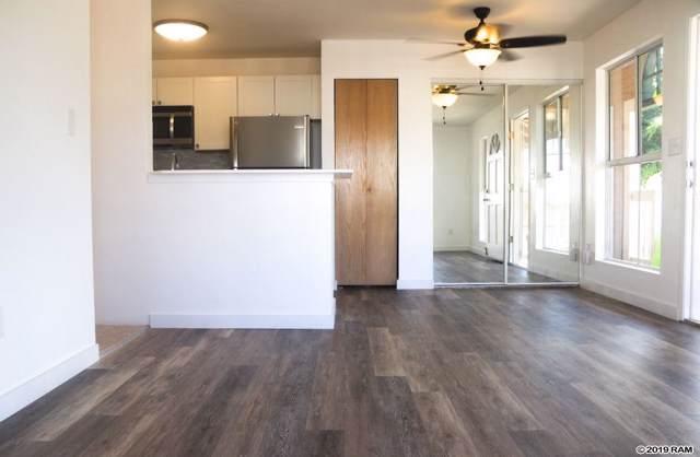 1060 Eha St 25-202, Wailuku, HI 96793 (MLS #384484) :: Elite Pacific Properties LLC