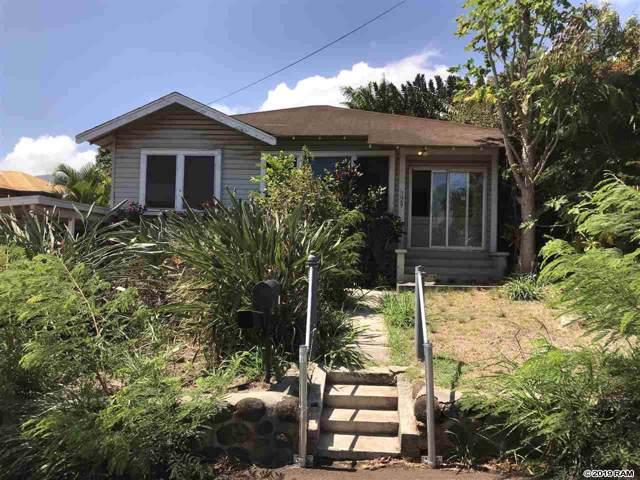 329 Kalua Rd, Wailuku, HI 96793 (MLS #384488) :: Elite Pacific Properties LLC