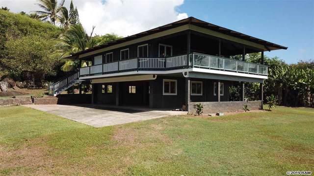 10355 Kamehameha V Hwy, Kaunakakai, HI 96748 (MLS #384491) :: Steven Moody