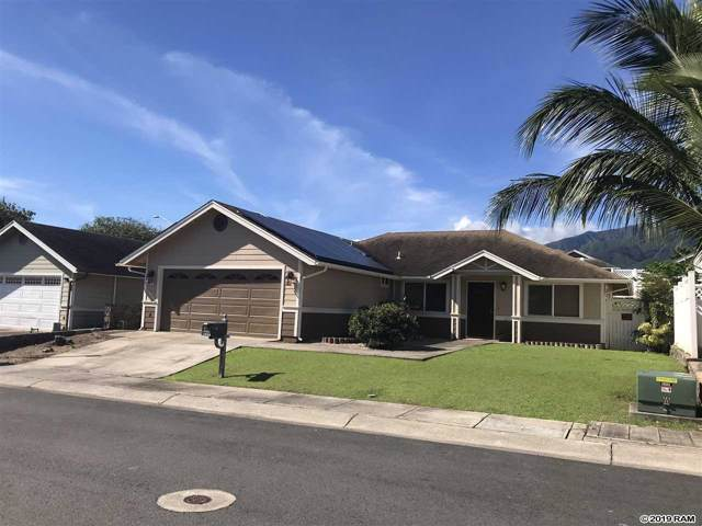 11 Iao Pl, Wailuku, HI 96793 (MLS #384507) :: Elite Pacific Properties LLC