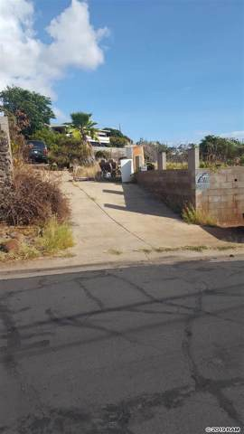 1386 Komohana Pl, Lahaina, HI 96761 (MLS #384508) :: Maui Lifestyle Real Estate
