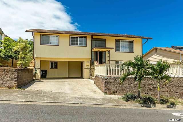 828 Paloma St, Wailuku, HI 96793 (MLS #384510) :: Elite Pacific Properties LLC