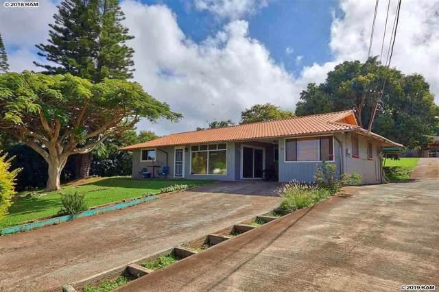 173 Elilani St, Pukalani, HI 96788 (MLS #384514) :: Maui Estates Group