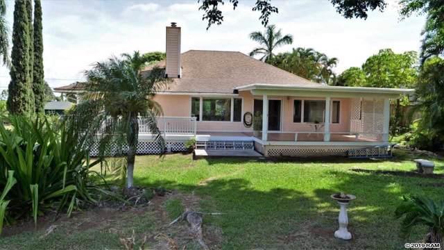 946 Kauhikoa Rd, Haiku, HI 96708 (MLS #384521) :: Maui Estates Group