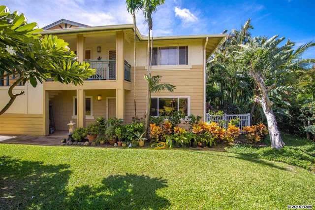 133 Punohu Ln 8-4 Ph 2, Lahaina, HI 96761 (MLS #384526) :: Maui Estates Group
