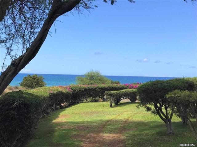 100 Lio Pl J3, Maunaloa, HI 96770 (MLS #384529) :: Maui Estates Group