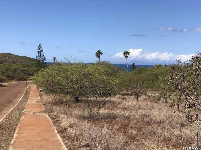 Kaiaka Rd Lot #11, Maunaloa, HI 96770 (MLS #384531) :: Maui Estates Group