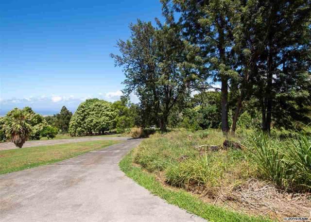 409 Hoopalua Dr, Pukalani, HI 96768 (MLS #384549) :: Keller Williams Realty Maui