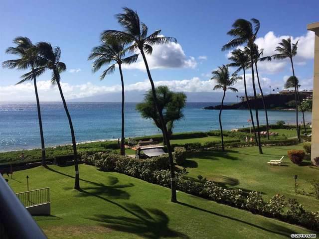 2481 Kaanapali Pkwy 308 Y, Lahaina, HI 96761 (MLS #384551) :: Maui Estates Group