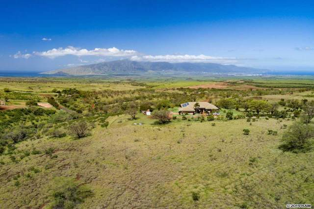 60 Opalipali Pl, Kula, HI 96790 (MLS #384552) :: Maui Estates Group