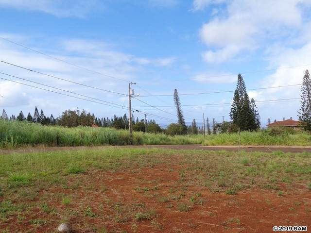 00 Halena St Parcel #59, Maunaloa, HI 96770 (MLS #384558) :: Maui Lifestyle Real Estate