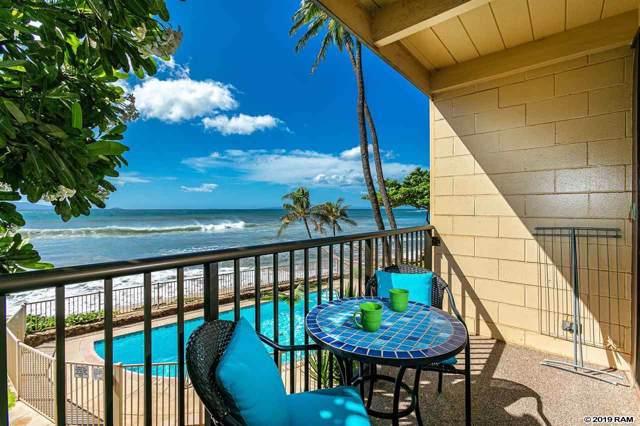280 Hauoli St B5, Wailuku, HI 96793 (MLS #384565) :: Elite Pacific Properties LLC