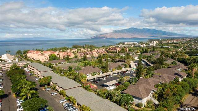 160 Keonekai Rd 27-205, Kihei, HI 96753 (MLS #384576) :: Maui Estates Group