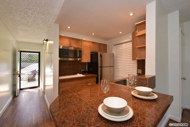 3788 Lower Honoapiilani Rd A114, Lahaina, HI 96761 (MLS #384583) :: Coldwell Banker Island Properties