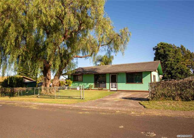 91 Keleawe St, Makawao, HI 96768 (MLS #384594) :: Maui Lifestyle Real Estate