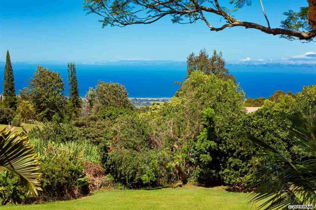 170 Mahiai Pl, Makawao, HI 96768 (MLS #384595) :: Maui Lifestyle Real Estate