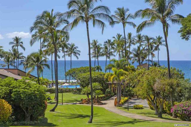 3300 Wailea Alanui Dr 15C&B, Kihei, HI 96753 (MLS #384605) :: Maui Estates Group