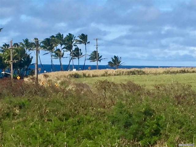 744 Hana Hwy, Paia, HI 96779 (MLS #384606) :: Maui Estates Group
