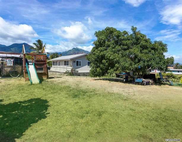 478 Kea St, Kahului, HI 96732 (MLS #384612) :: Elite Pacific Properties LLC