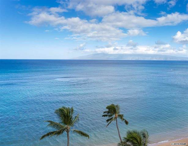 4365 Lower Honoapiilani Rd #908, Lahaina, HI 96761 (MLS #384617) :: Maui Lifestyle Real Estate