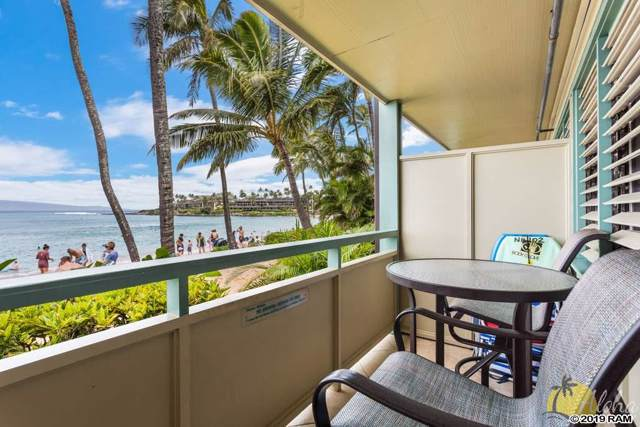 33 Hui Dr #102, Lahaina, HI 96761 (MLS #384622) :: Elite Pacific Properties LLC
