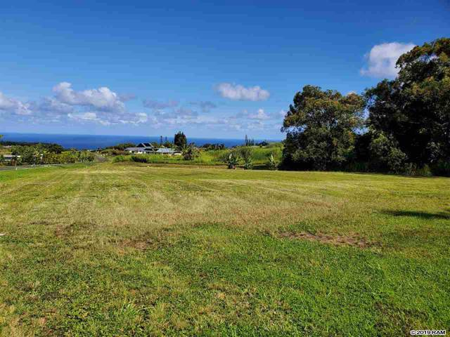 0 Hookili Rd, Haiku, HI 96708 (MLS #384625) :: Maui Lifestyle Real Estate