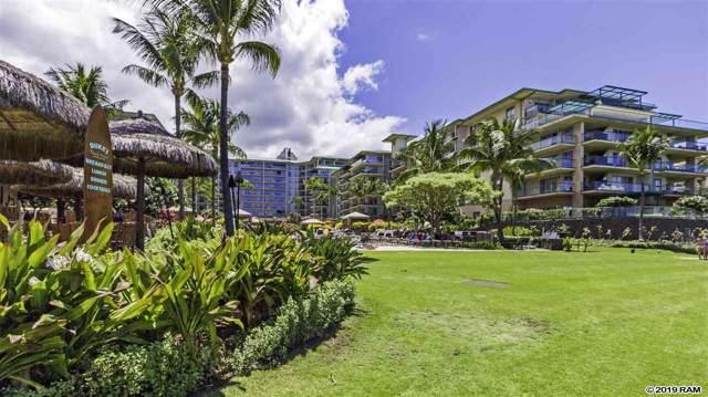 130 Kai Malina Pkwy Sr732, Lahaina, HI 96761 (MLS #384633) :: Maui Estates Group