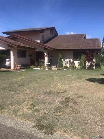 560 Kaiaulu Loop, Makawao, HI 96768 (MLS #384638) :: Maui Estates Group