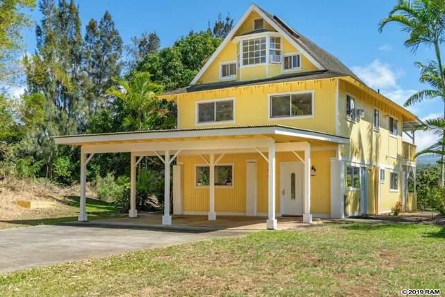 2381 Umi Pl, Haiku, HI 96708 (MLS #384642) :: Maui Estates Group