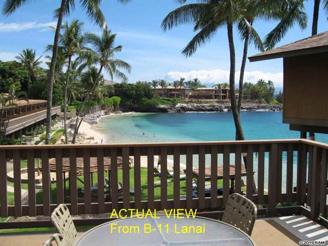 4909 Lower Honoapiilani Rd B11, Lahaina, HI 96761 (MLS #384656) :: Maui Estates Group
