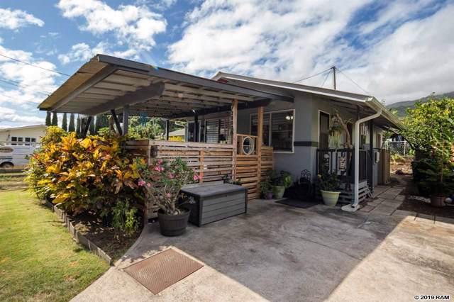 2007 Kahekili Hwy, Wailuku, HI 96793 (MLS #384670) :: Coldwell Banker Island Properties