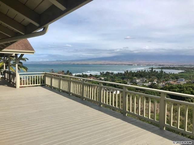 1266 Kilou St, Wailuku, HI 96793 (MLS #384672) :: Coldwell Banker Island Properties