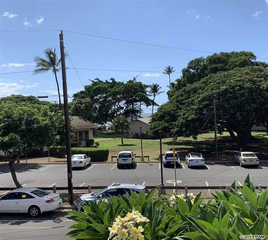 140 Uwapo Rd 37-202, Kihei, HI 96753 (MLS #384683) :: Elite Pacific Properties LLC