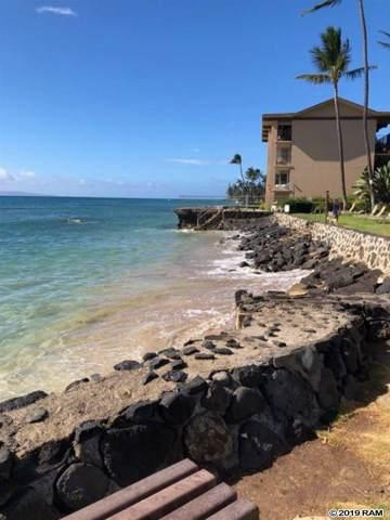 3691 Lower Honoapiilani Rd #109, Lahaina, HI 96761 (MLS #384684) :: Maui Estates Group