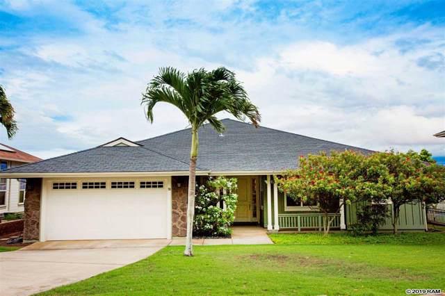 18 Paalae Pl, Wailuku, HI 96793 (MLS #384685) :: Coldwell Banker Island Properties