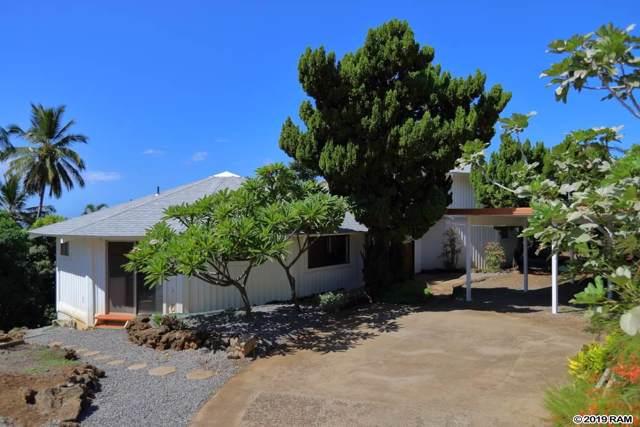 3490 Hookipa Pl, Kihei, HI 96753 (MLS #384687) :: Coldwell Banker Island Properties