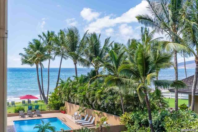 73 N Kihei Rd #306, Kihei, HI 96753 (MLS #384688) :: Elite Pacific Properties LLC