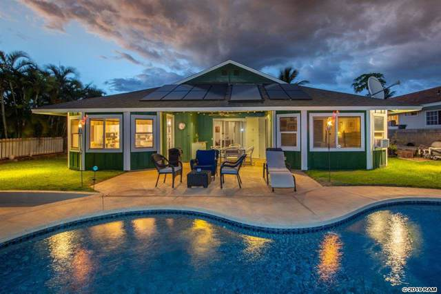 617 Kaiola St, Kihei, HI 96753 (MLS #384694) :: Elite Pacific Properties LLC