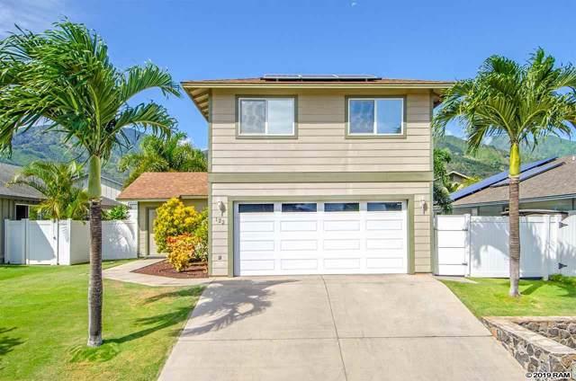 122 E Kanamele Loop, Wailuku, HI 96793 (MLS #384702) :: Elite Pacific Properties LLC