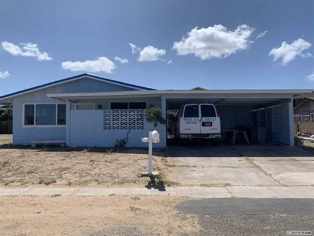 628 S Papa Ave, Kahului, HI 96732 (MLS #384706) :: Coldwell Banker Island Properties