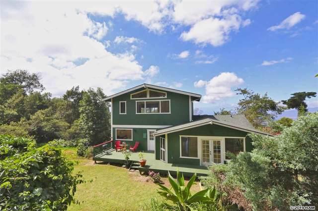 294 Hapapa Rd, Kula, HI 96790 (MLS #384718) :: Elite Pacific Properties LLC