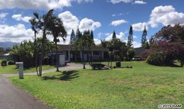 20 Lokelau Pl, Haiku, HI 96708 (MLS #384720) :: Maui Estates Group