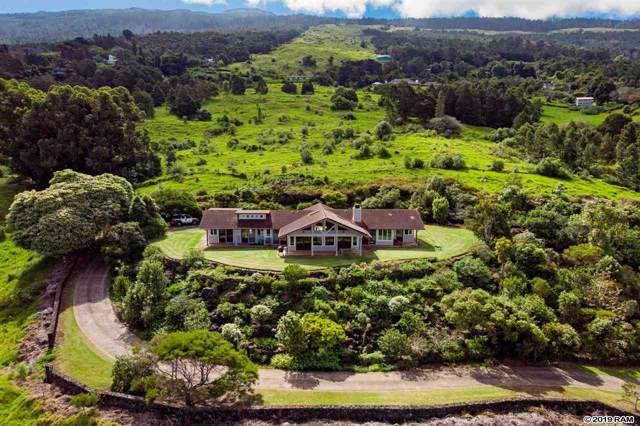 165 Maukanani Rd, Kula, HI 96790 (MLS #384724) :: Coldwell Banker Island Properties