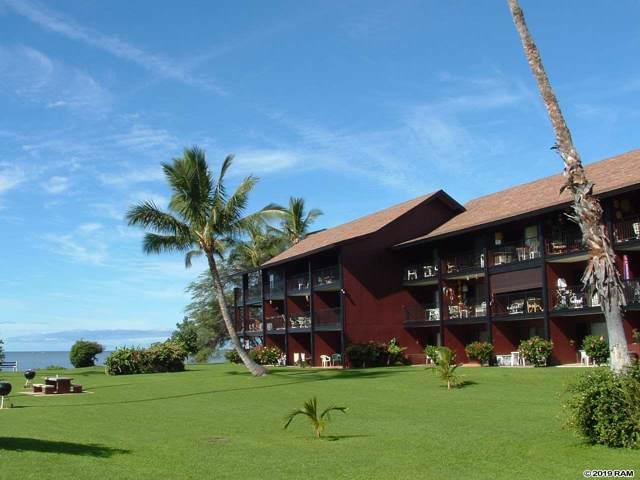 Kamehameha V Hwy A306, Kaunakakai, HI 96748 (MLS #384726) :: Maui Estates Group