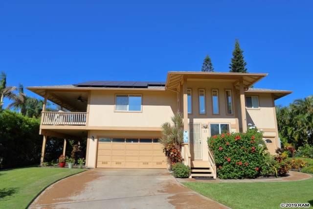 25 Hoolalei Way, Kihei, HI 96753 (MLS #384732) :: Coldwell Banker Island Properties