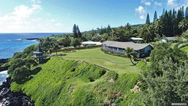 47680 Hana Hwy, Hana, HI 96713 (MLS #384741) :: Coldwell Banker Island Properties