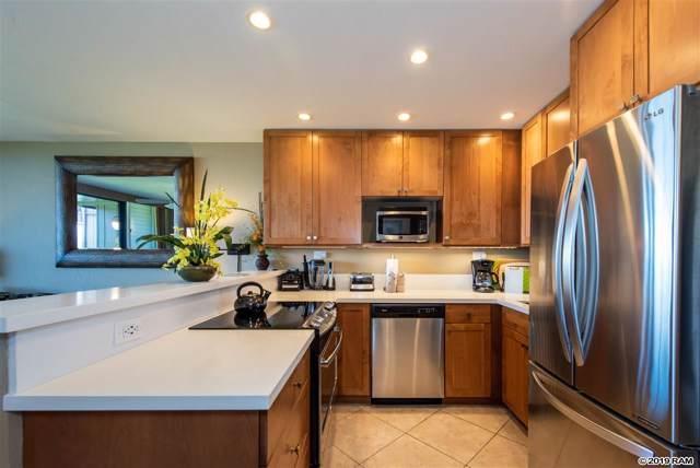 4057 Lower Honoapiilani Rd #121, Lahaina, HI 96761 (MLS #384742) :: Coldwell Banker Island Properties