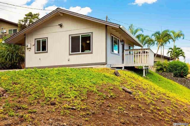 187 Haulani St B, Pukalani, HI 96768 (MLS #384743) :: Elite Pacific Properties LLC